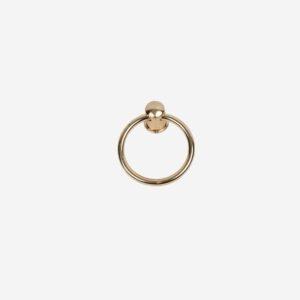 Halka Düğme Gold